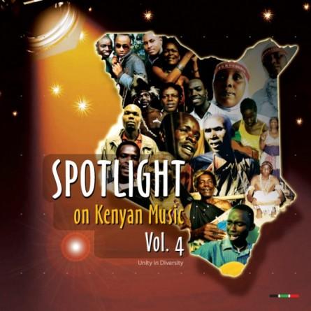 SPOTLIGHT VOL 4 Cover
