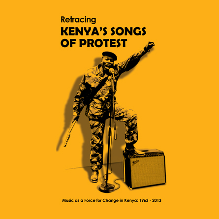 Retracing Kenya's Songs of Protest Cover