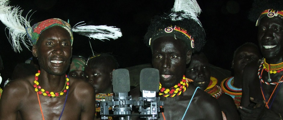 Turkana Traditional Singers
