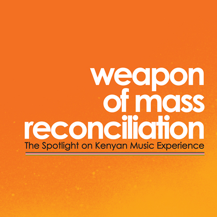 Weapon of Mass Reconciliation cover
