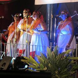 Gargar @ Funkalicious show in Alliance Francaise Harare