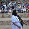 Asha of Gargar dancing @ The Hillside Dams in Bulawayo.