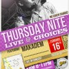 Makadem: Thursday Nite Live