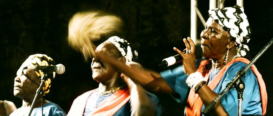 Ogoya Nengo at Sauti za Busara 2012