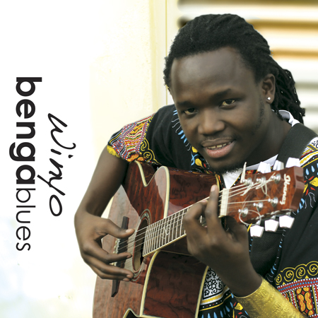 Benga Blues CD Cover
