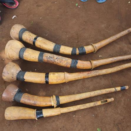 Big Wala Trumpets