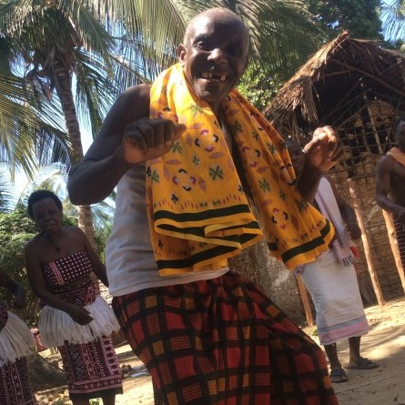 Nyerere wa Konde from Kilifi