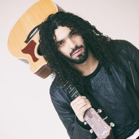 Egyptian musician Ramy Essam - Credit Inaki Marconi